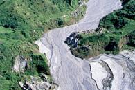 When Rivers of Rock Flow