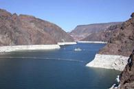 Drought Lowers Lake Mead