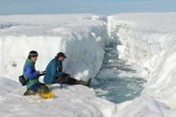 Breakup of the Ward Hunt Ice Shelf