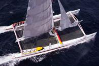 Cheyenne and Catarina:  Breaking Records for Sailing and Storms