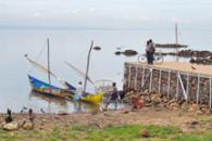 Lake Victoria's Falling Waters