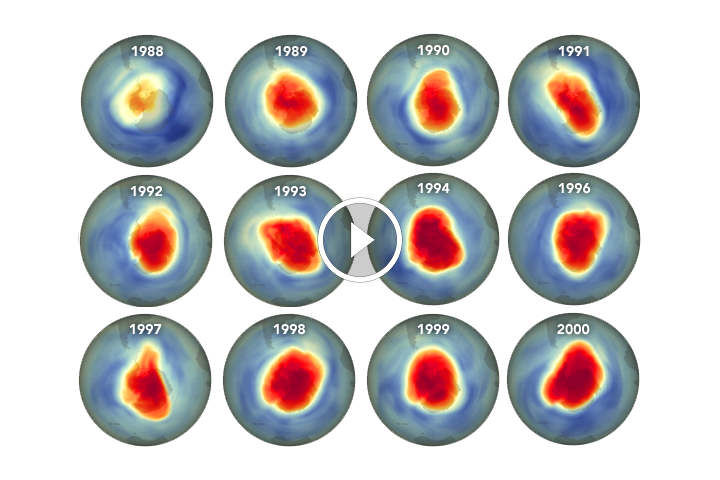 The Ozone Hole: Closing the Gap