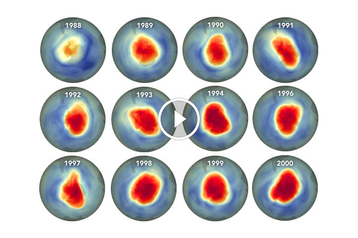 The Ozone Hole: Closing the Gap