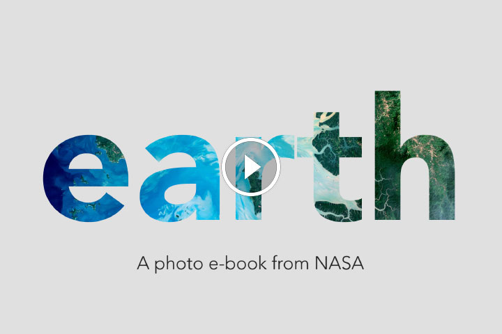 Earth: A Photo e-Book from NASA