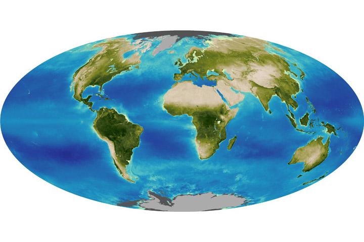World of Change: Global Biosphere