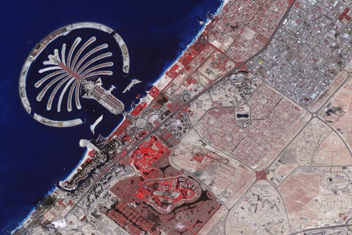 World of Change: Urbanization of Dubai