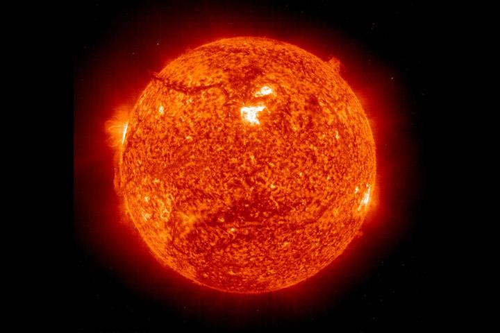 World of Change: Solar Activity