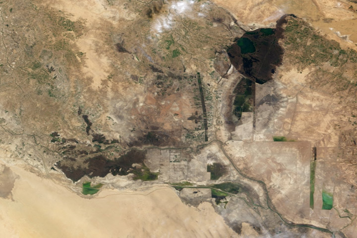 World of Change: Mesopotamia Marshes
