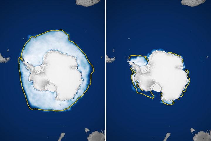 World of Change: Antarctic Sea Ice