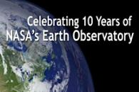 Earth Observatory 10th Anniversary