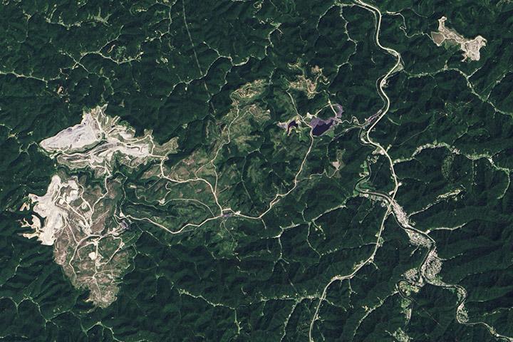 World of Change: Mountaintop Mining, West Virginia