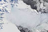 World of Change: Collapse of the Larsen-B Ice Shelf