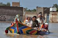 Heavy Rains and Dry Lands Don't Mix: Reflections on the 2010 Pakistan Flood