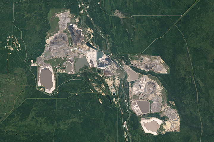 World of Change: Athabasca Oil Sands