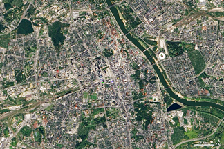 How to Interpret a Satellite Image: Five Tips and Strategies