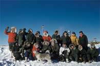 Science in a Dark Freezer: A Tale of Icy Beards, Frozen Tools, and Wintering Over at the South Pole