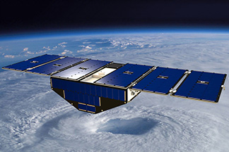 CYGNSS: Gearing Up to Look Down on Hurricanes