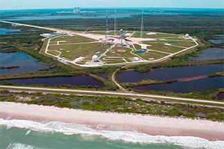Sea Level Rise Hits Home at NASA