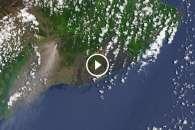 Kilauea From Orbit