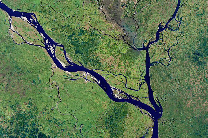 World of Change: Padma River