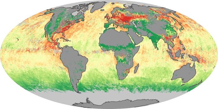 Global Map Aerosol Size Image 17