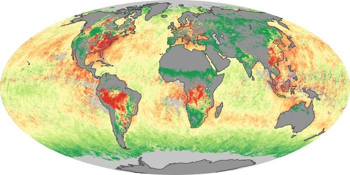Global Map Aerosol Size Image 21