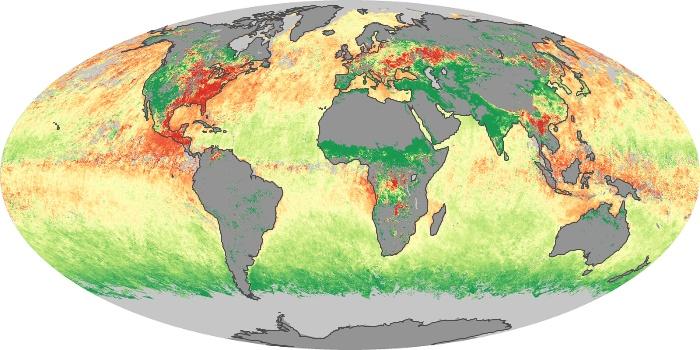 Global Map Aerosol Size Image 29