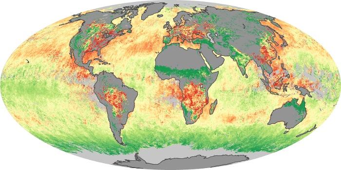 Global Map Aerosol Size Image 57