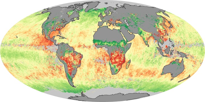 Global Map Aerosol Size Image 70
