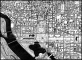 Washington, D.C. from Landsat 7