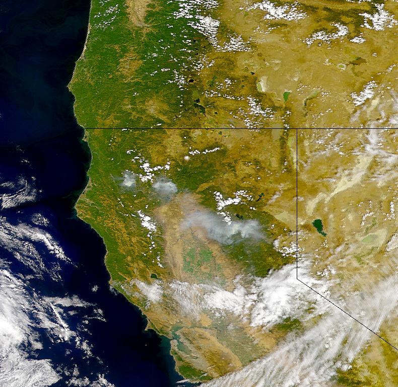 Northern California Fires - related image preview