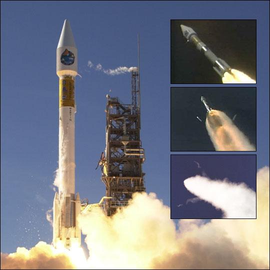 Terra Launches!