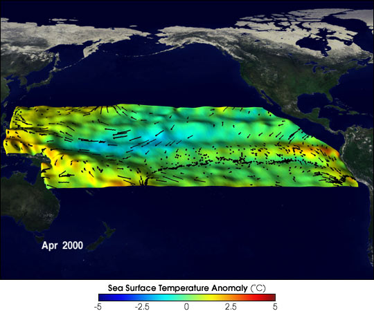 Scientists Say Adios to La Niña