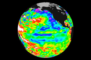 Strong, Long-Lasting La Niña Just Fading Away
