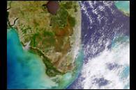 3 Dimensional Image of Florida