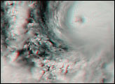 MISR Views Hurricane Carlotta in 3D