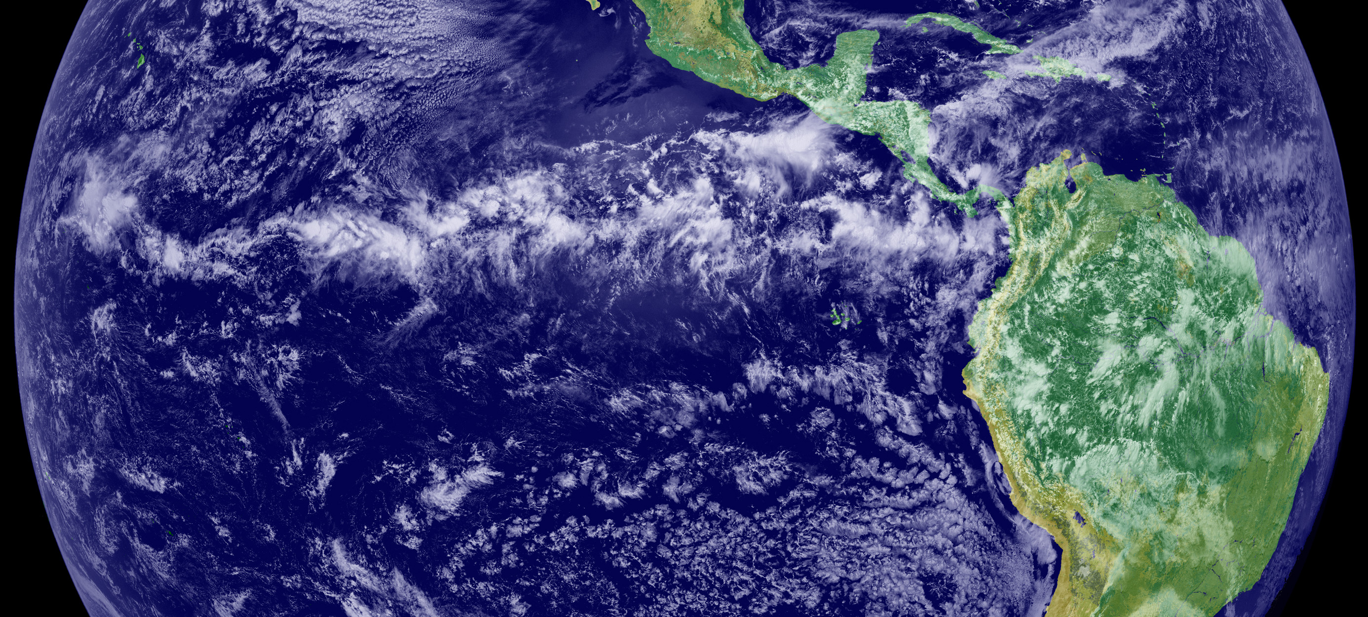 The Intertropical Convergence Zone : Image of the Day