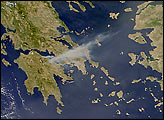 Greek Wildfires