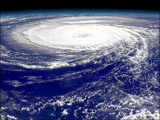 Hurricane Alberto