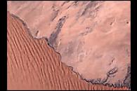 Dunes Along the Kuiseb River