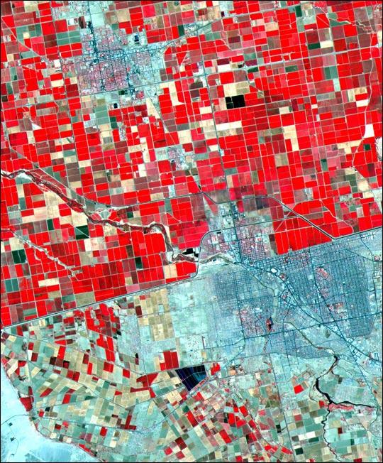 Land Use Across the U.S.-Mexico Border