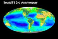 The Third Anniversary of SeaWiFS