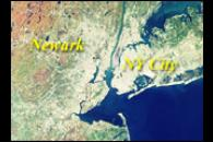 MISR views New York and New England
