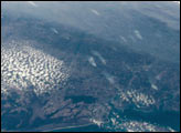 Smoky Air over North Carolina and Virginia