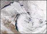 Lake Effect Clouds