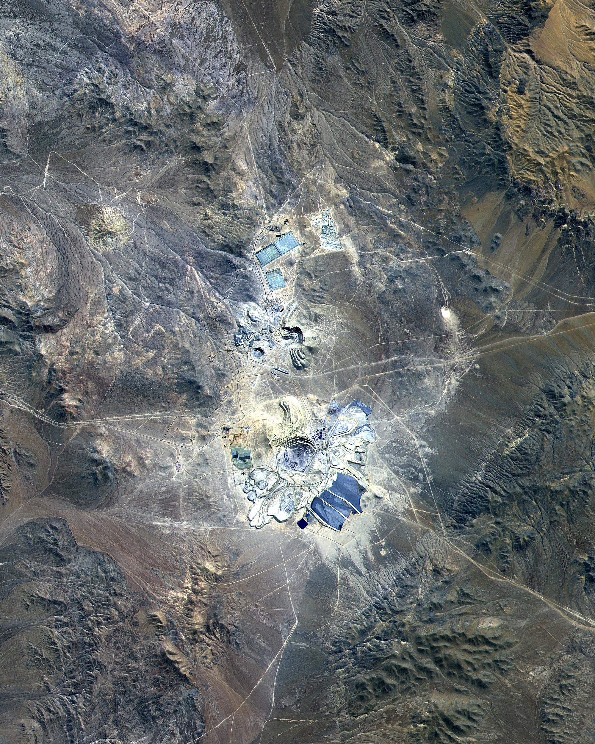 Escondida Mine, Chile - related image preview