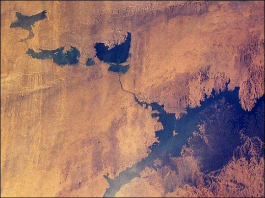 Toshka Lakes, Southern Egypt - related image preview