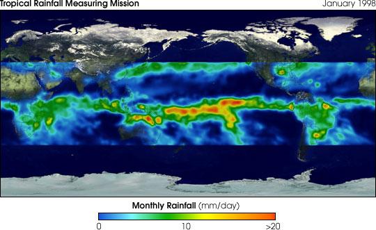 TRMM 3-Year Anniversary