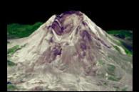 Mount St. Helens Flyover