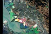 Two Views of San Francisco Bay